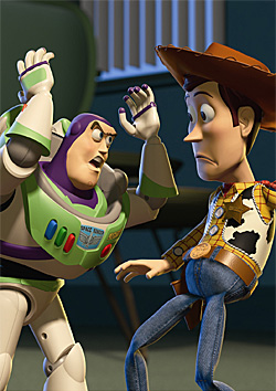 Are You Woody or Buzz