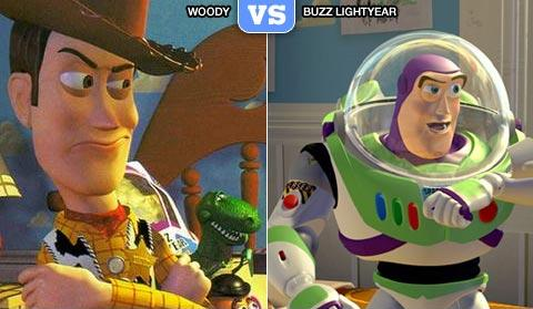 Are You Buzz or Woody?