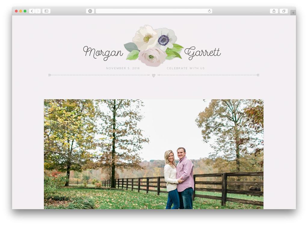 30+ Beautiful Wedding Website Domain Name Ideas - Wedding
