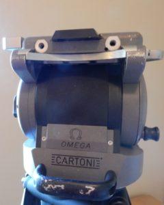 Cartoni-Omega-Heavy-Duty-Head