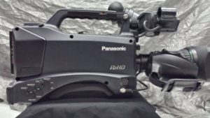 Panasonic-AG-HPX370-P2-HD-Camcorder-with-Fujinon-17X-lens-Used
