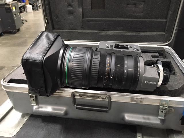 Canon J33x11 BIAS ENG Lens