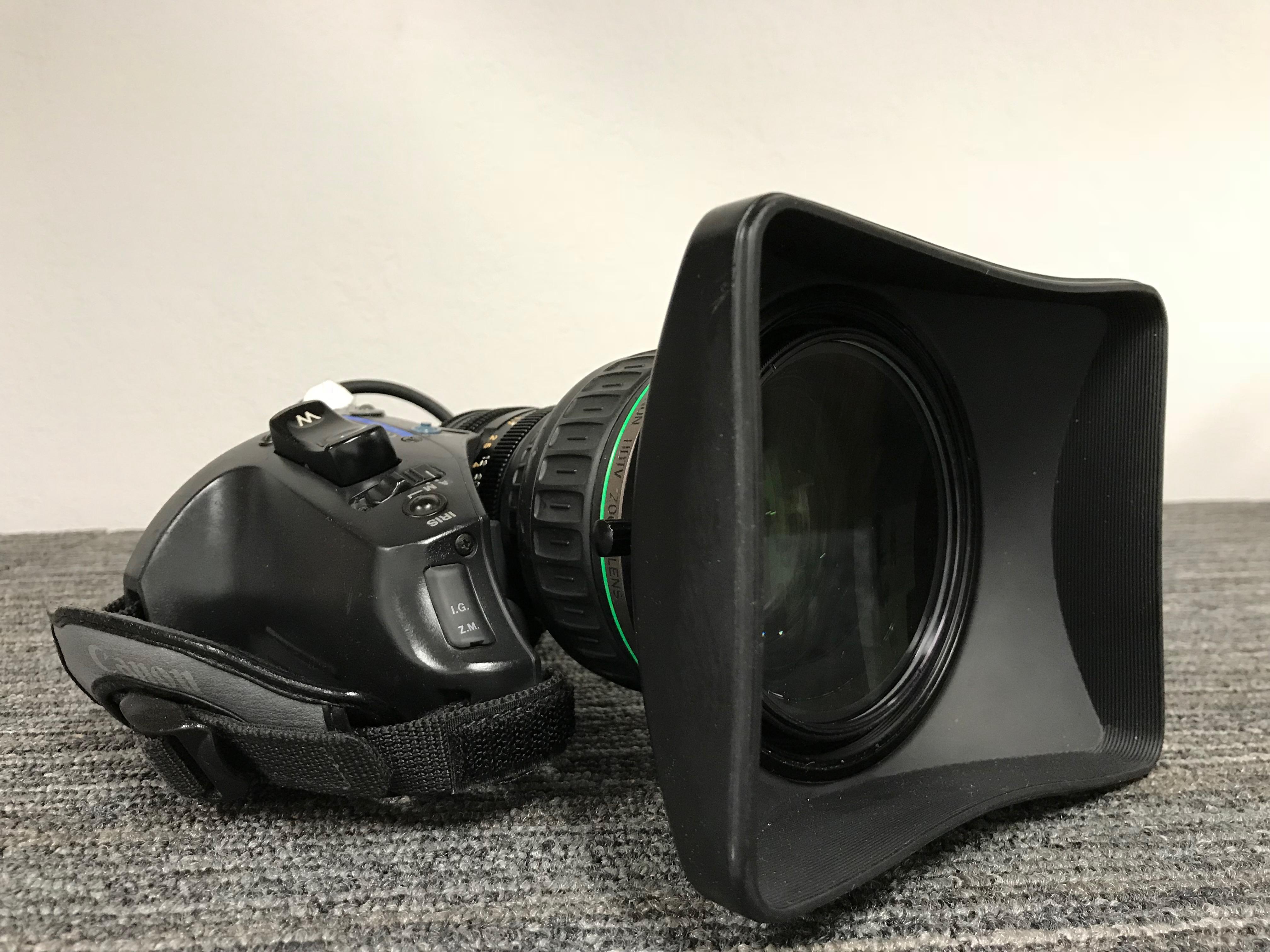 Canon HJ21x7.8B IRSD HD Lens