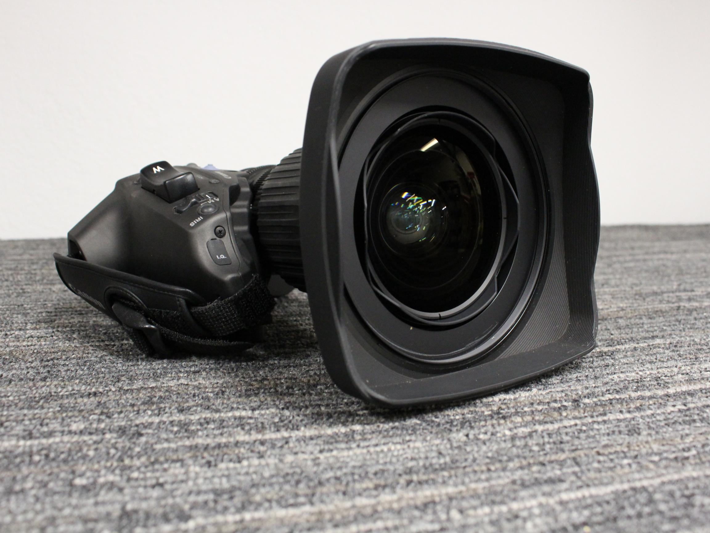 Canon HJ14ex4.3B-IRSE HD Wide Angle Lens