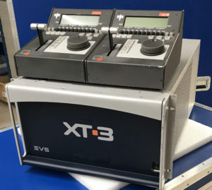 EVS XT-3 REPLAY AND MEDIA SERVER