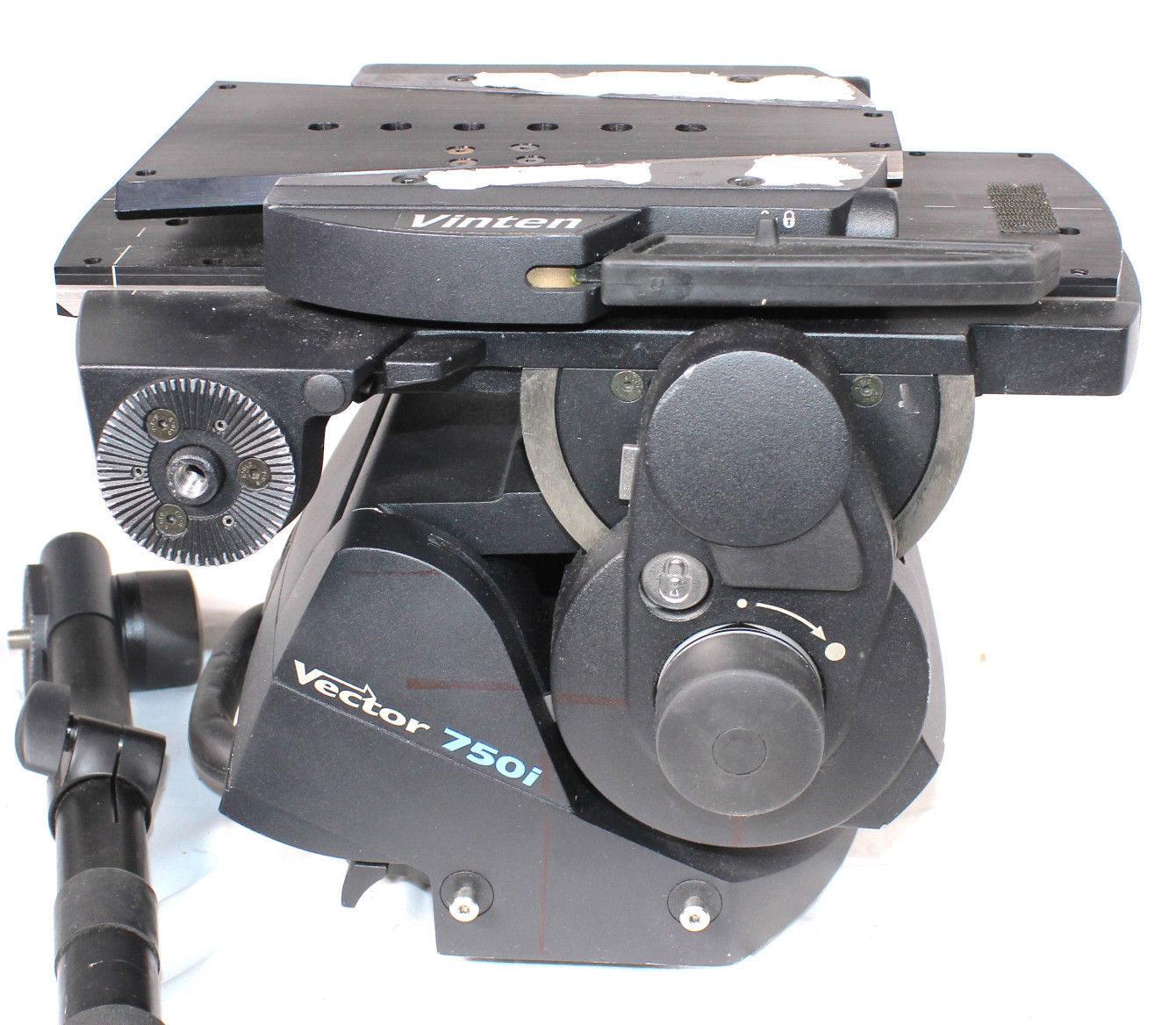 Vinten Vector 750i 750