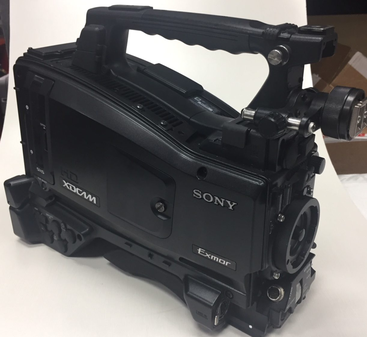 Sony PMW-400L with Viewfinder