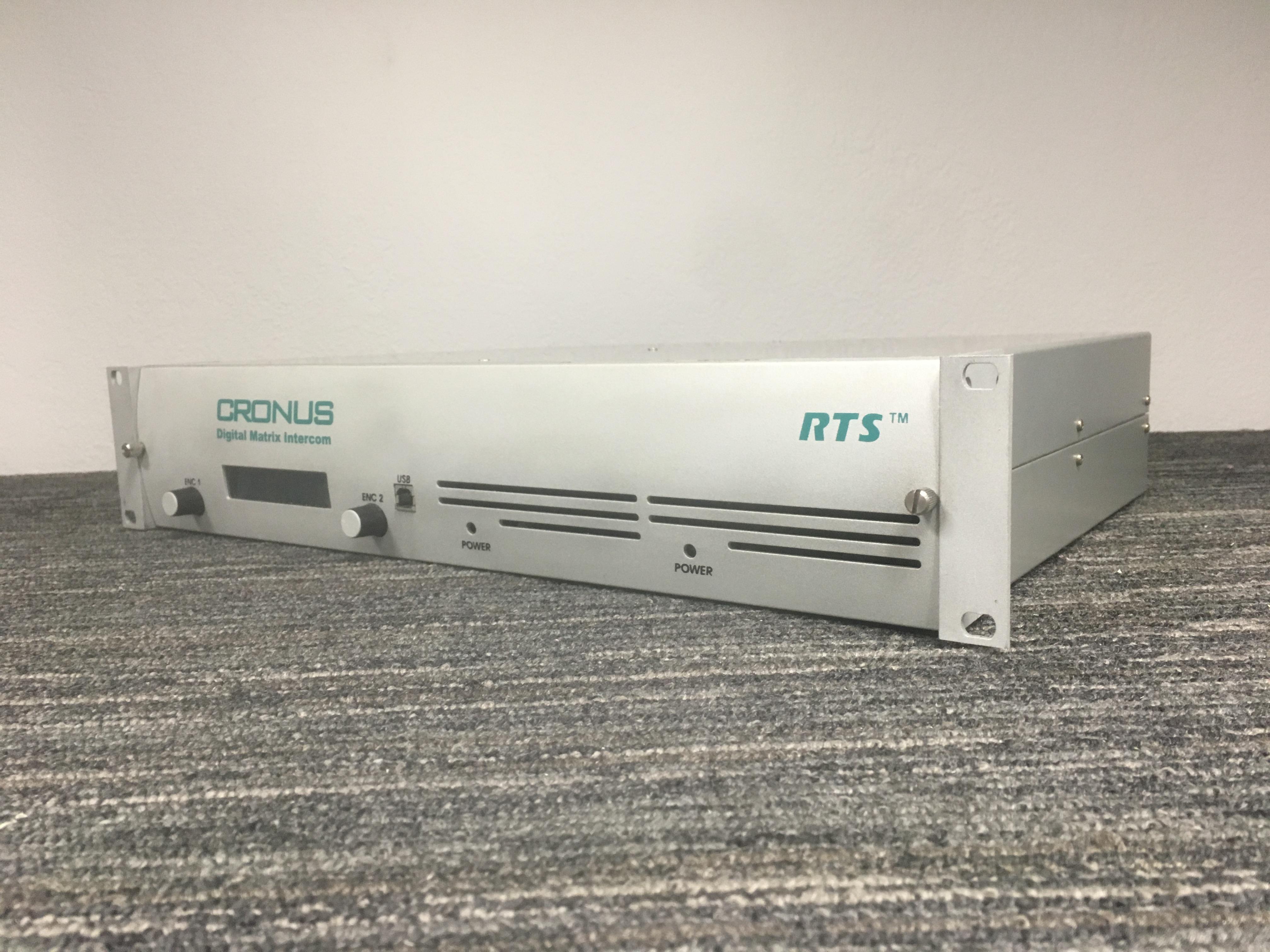 RTS Cronus Used