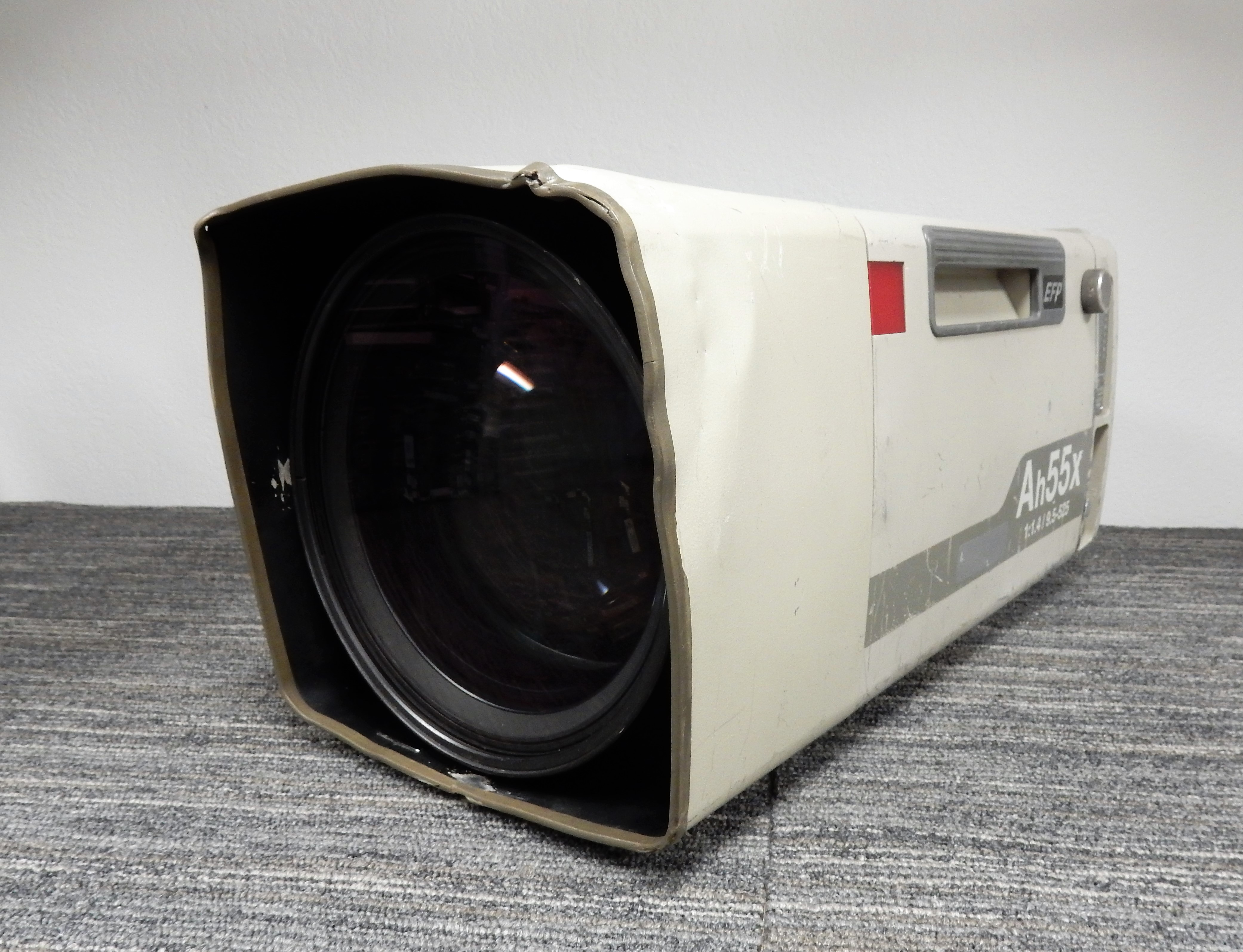 Fujinon Ah55x Lens