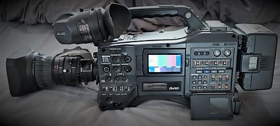 Panasonic HPX370