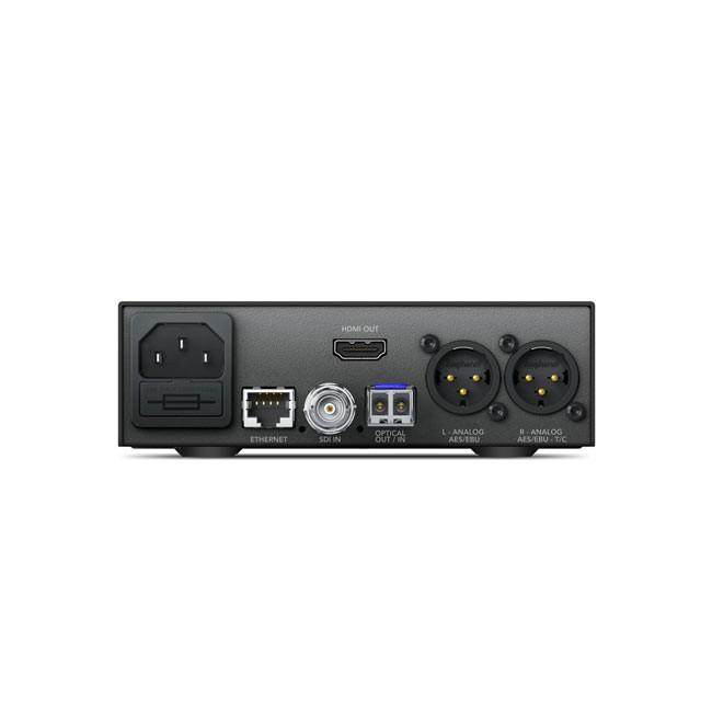 Blackmagic Teranex Mini - Optical to HDMI 12G