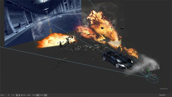 Blackmagic Fusion 9 Studio