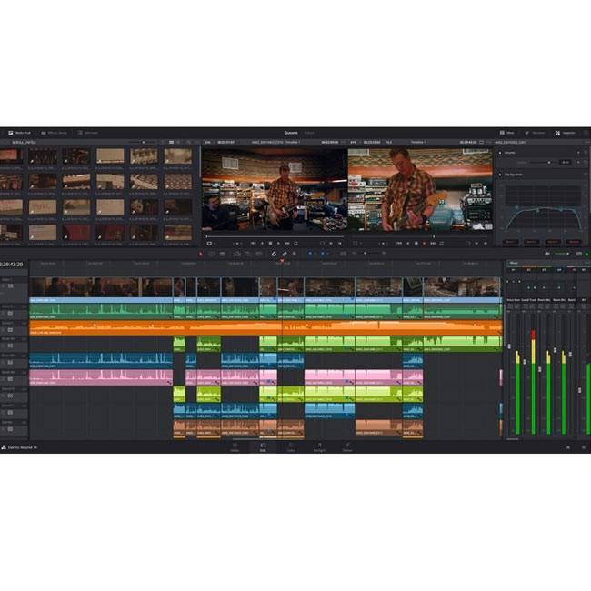 Blackmagic DaVinci Resolve 14 Studio (License Key Only)