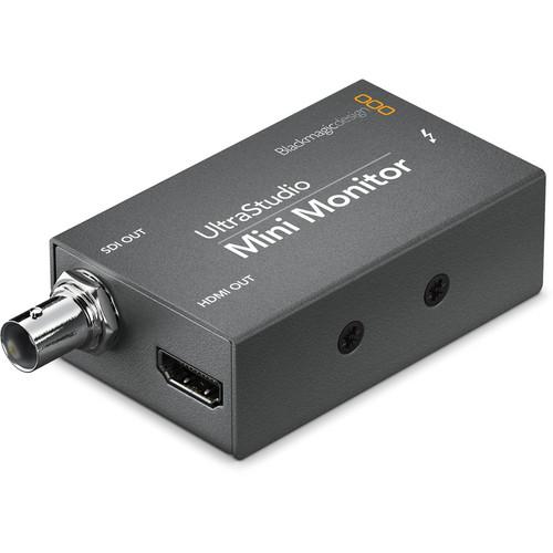 Blackmagic Design UltraStudio Mini Monitor Playback Device