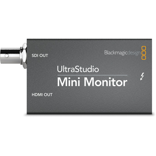 Blackmagic Design UltraStudio Mini Monitor Playback Device