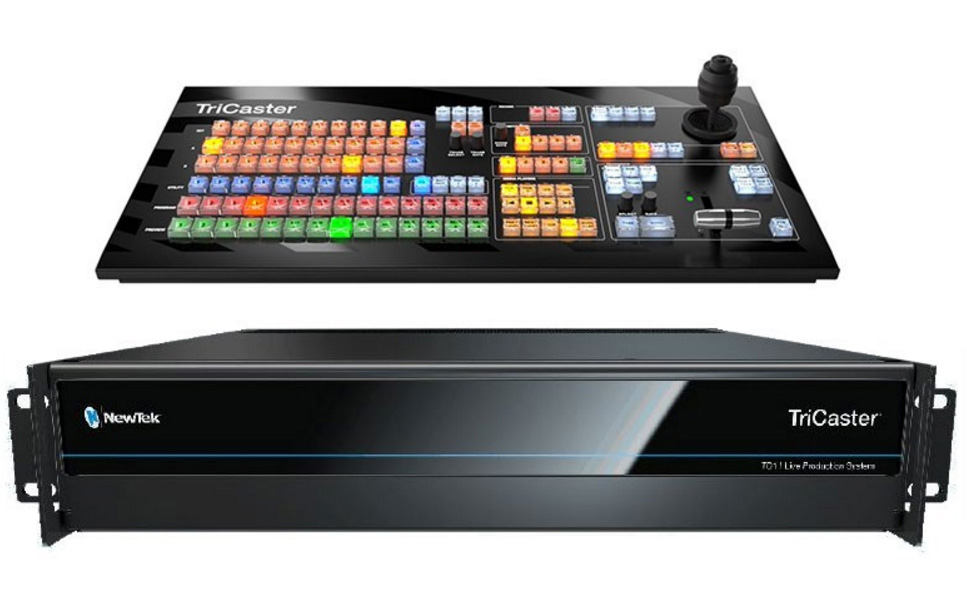 Tricaster Bundle Base
