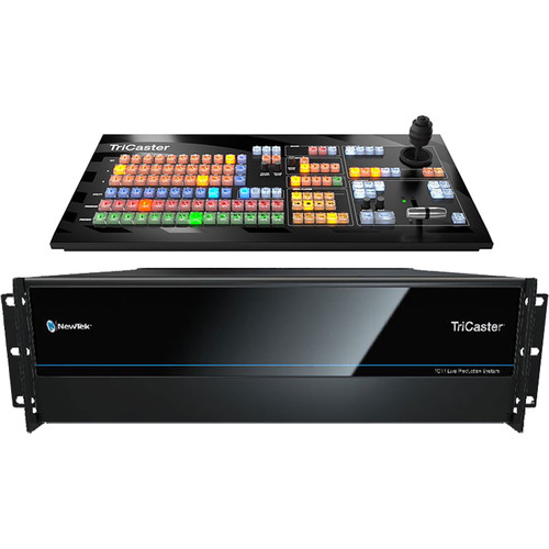 NewTek TriCaster TC1 Plus Bundle