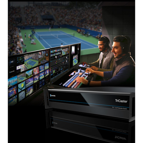 NewTek Large 24-Button Control Panel for TriCaster TC1