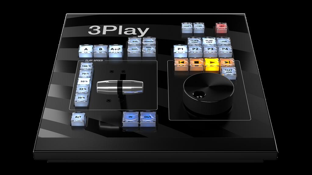 NewTek FG-000813-R001 3Play 425 Control Surface