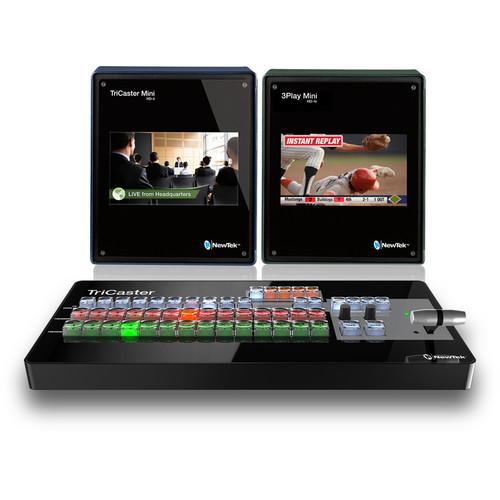 NewTek Live Sports Mini HD-4i Bundle