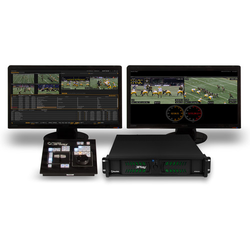 NewTek 3Play 425 Instant Replay System without Control Surface