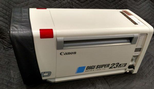 CANON XJ23x7B