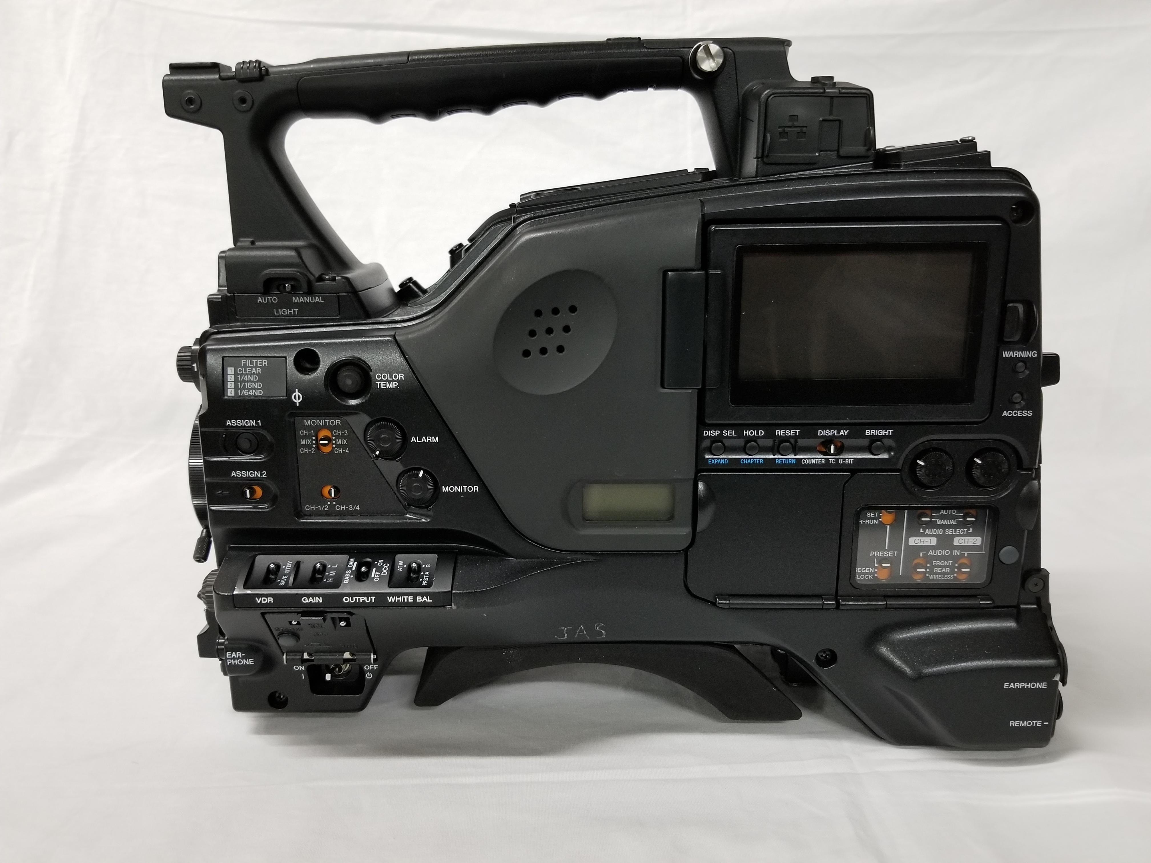 sony pdw700 xdcam hd camcorder allied broadcast group rh alliedbroadcastgroup com sony pdw 700 manual pdf sony pdw-700 maintenance manual
