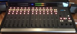 Audio Arts Broadcast Console