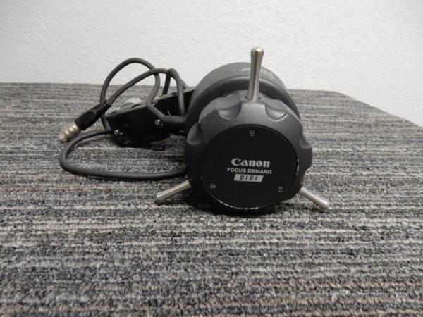 Canon HJ22 Controls
