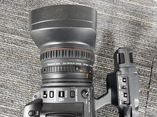 Panasonic AG-AC160P