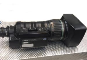 Canon 40x HJ40x14B IASD-V HD Lens - USED