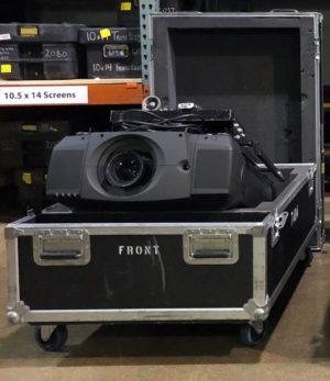 Christie LX100 10K Lumen LCD Projector