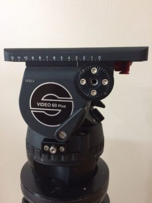 Sachtler Video 60 Plus