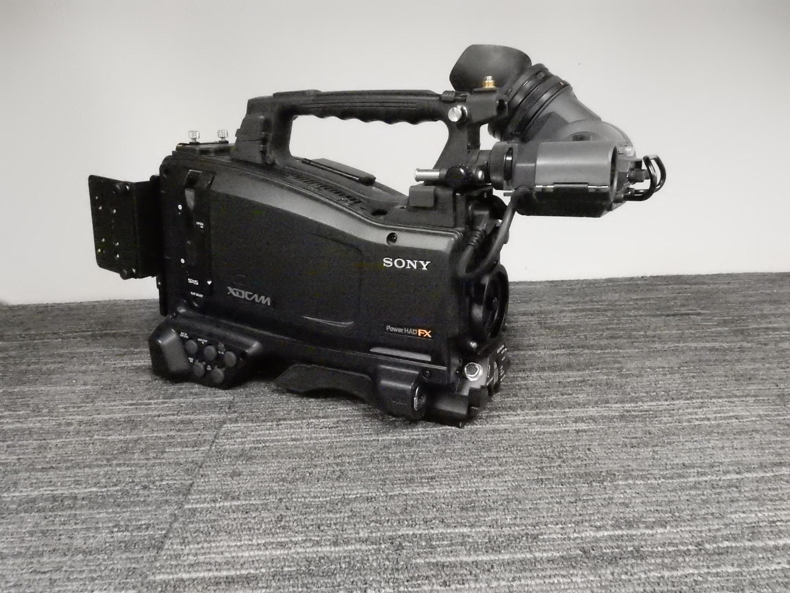Sony PMW-500 XDCAM Camcorder - USED   Allied Broadcast Group