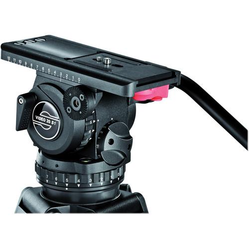 Sachtler System 20 S1 HD CF