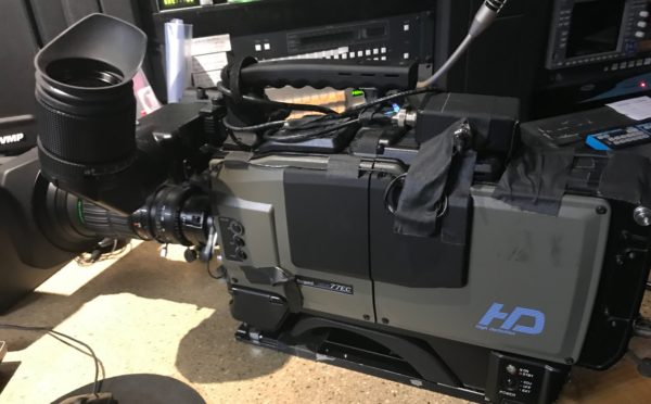 Ikegami HDK-77 Camera