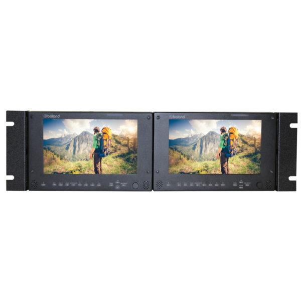 "Boland BVB07x2 7"" DayBrite / 2-Way Cross Conversion Monitor"