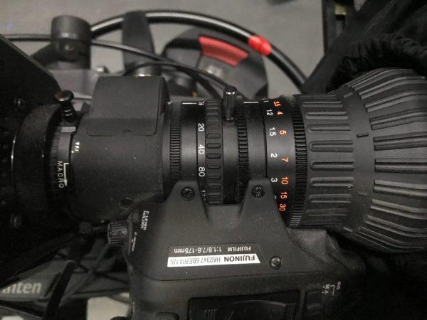 Fujinon HA23x7.6 BERM-M5