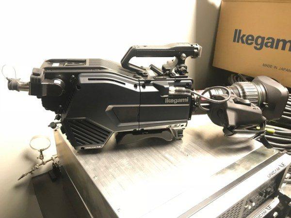 Ikegami Camera Chain