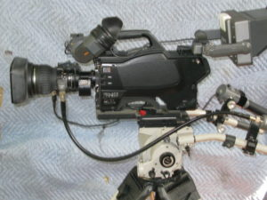 Sony HSC-300 Camera Chain with Canon Lens and Accessories