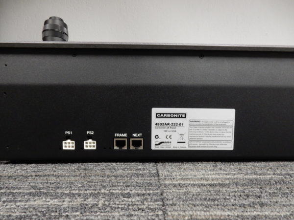Carbonite Switcher Allied Broadcast Group