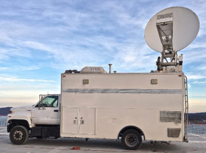 Uplink, Satellite, ENG Vehicles Archives | Allied Broadcast