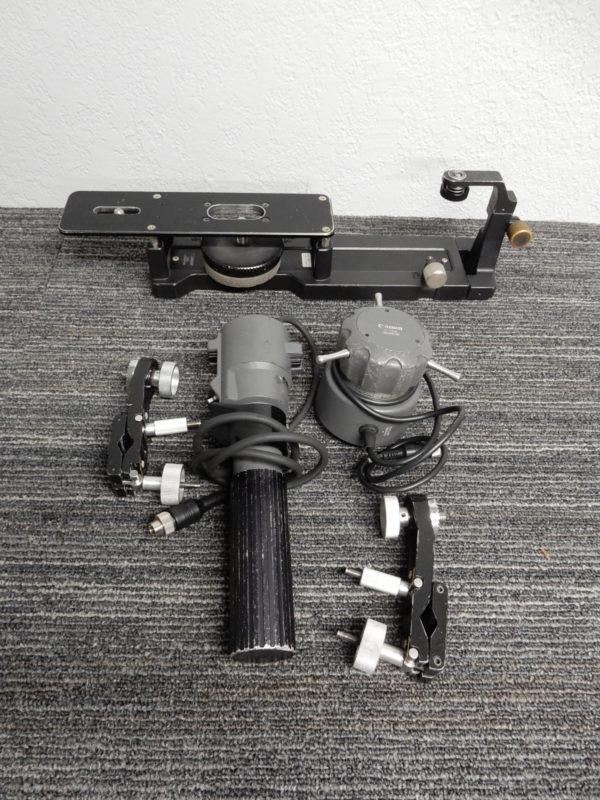 Canon J33 Controls