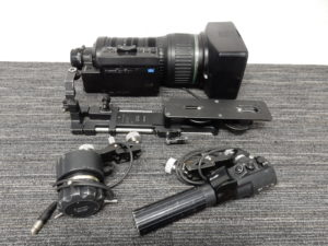 Canon HJ40x10 With Controls