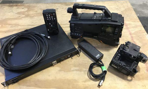 Panasonic Studio 300 System
