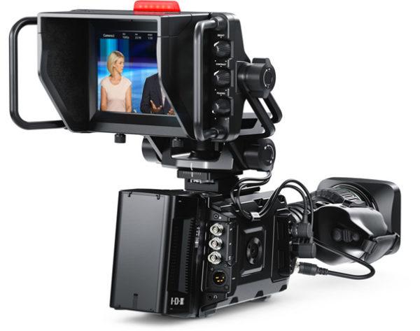 Blackmagic URSA Studio Broadcast Kit