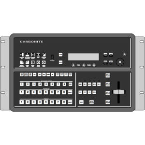 Carbonite Solo Rackmount Kit