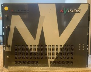 NVision NV5128 Multiformat Routing Switcher