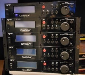 Omega HD Recorder
