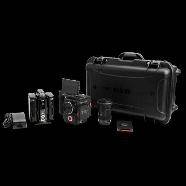 RED DSMC2 DRAGON-X Camera Kit